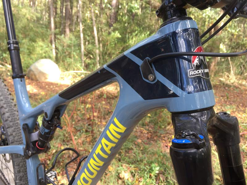Mountain Bike Reviews >> One Ride Review 2017 Rocky Mountain Element Xc Ish Full Suspension