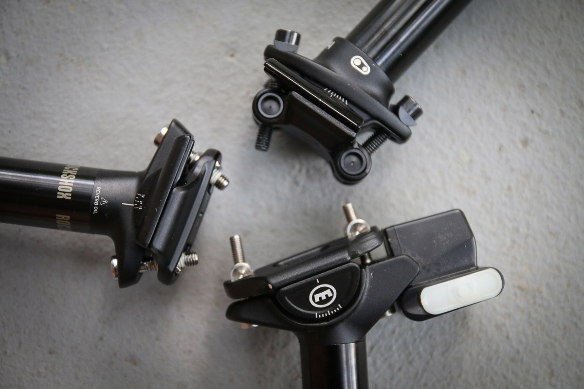Dropper Post Roundup: Comparing the Crankbrothers Highline