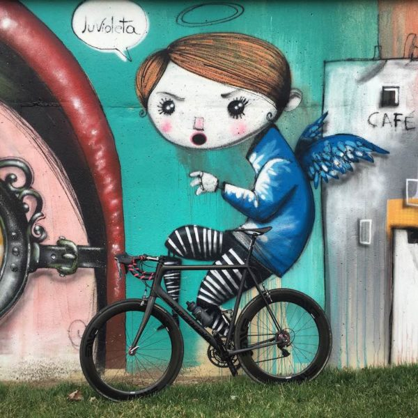 bikerumor pic of the day park place mural annapolis maryland bike ride