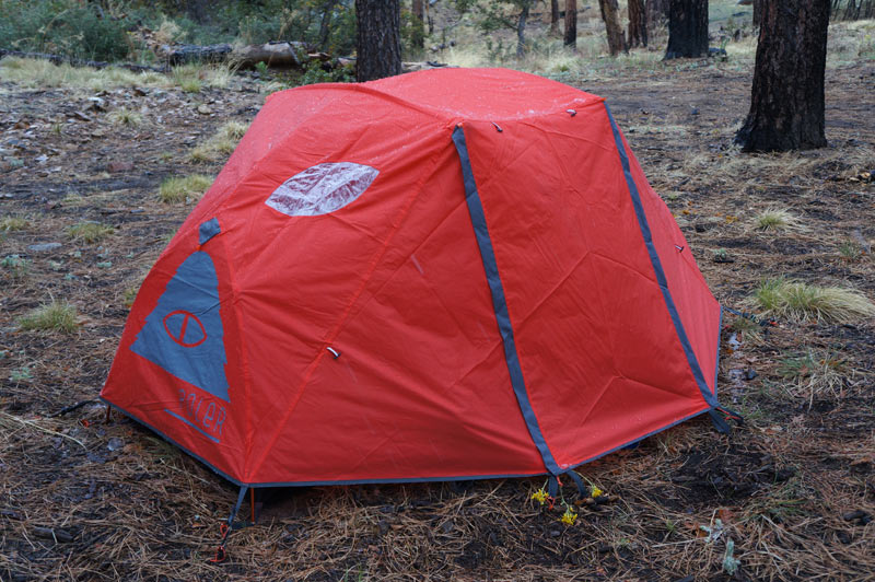 Poler One Man Tent review & Review: Poler One Man Tent is big u0026 roomy but a bit heavy - Bikerumor