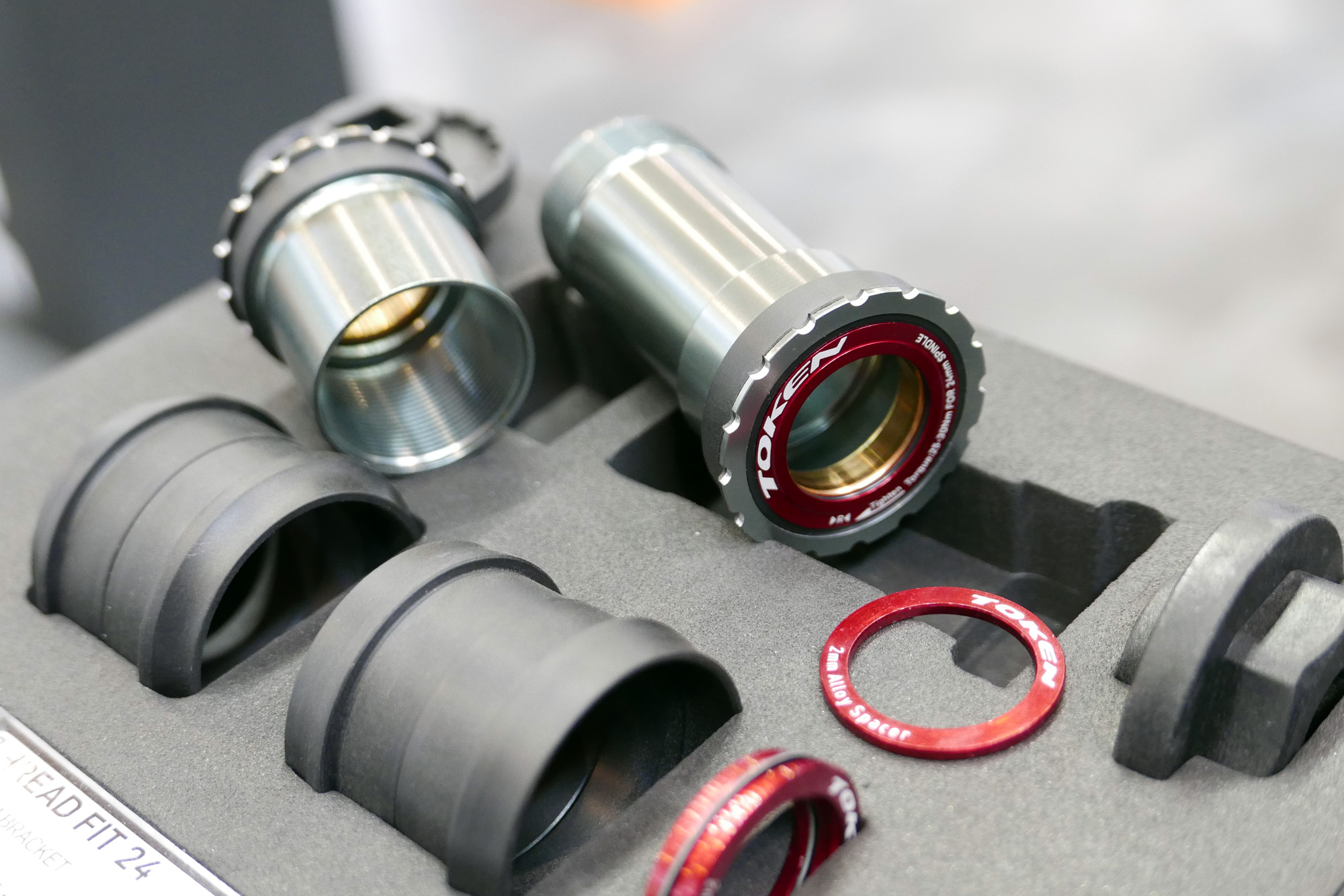 Token cinches down Thread Fit bottom brackets to solve your Press Fit woes - Bikerumor