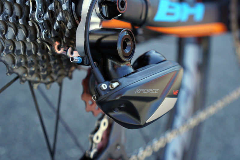 One Ride Review: FSA WE electronic shifting first impressions - Bikerumor