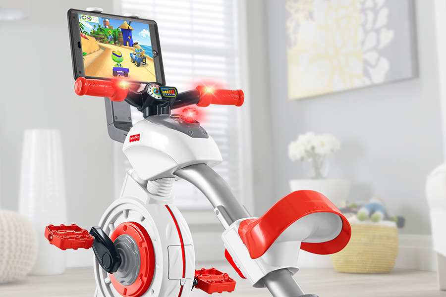 CES2017: Tiny tots on turbo trainers with Fisher-Price Think and ...