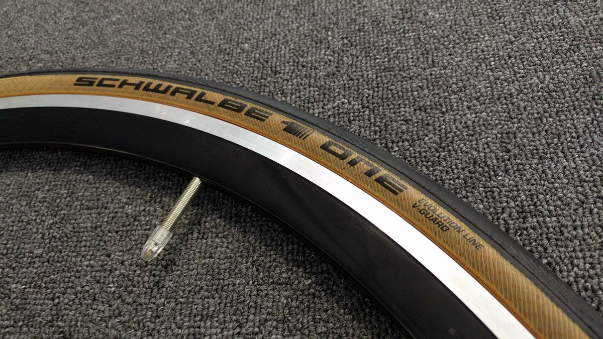 Schwalbe One Clincher Tire now available in Skinwall ...