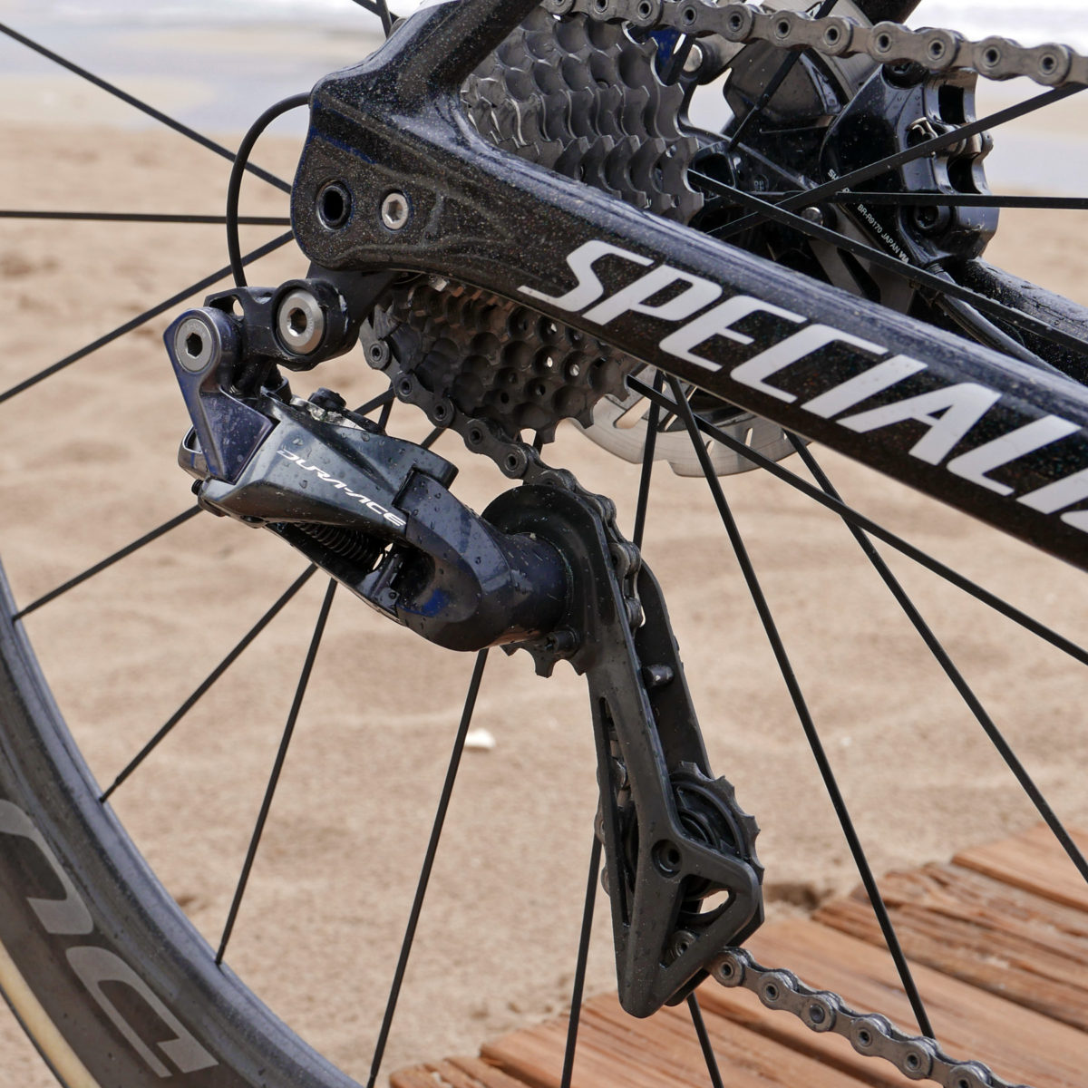 b056043501f First Impressions: Shimano Dura-Ace R9100 series' new Di2 R9170 disc brake  groupset