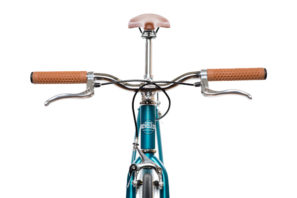 State Bicycle Co steel core line, handlebars