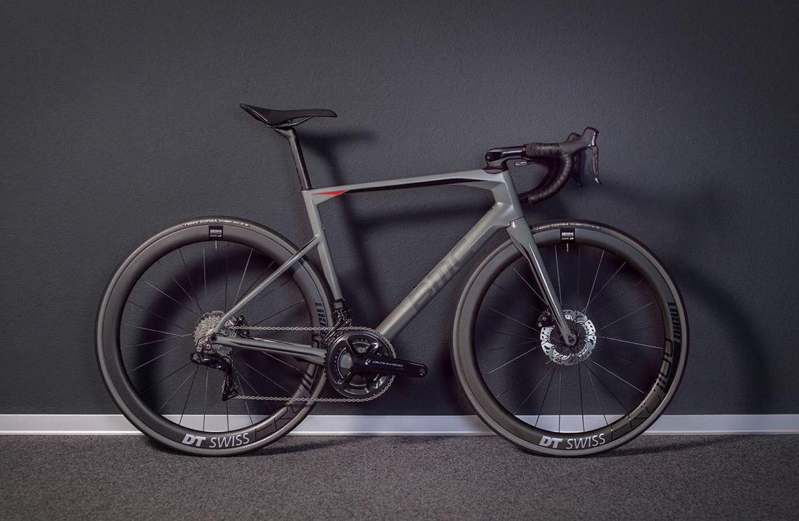 Bmc Roadmachine 01 One Gets Gorgeous Matte Gray Finish