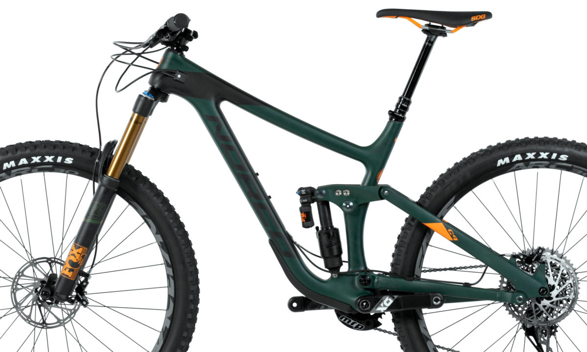 Norco Range Carbon Up Date S The Ante On Their Enduro Mountain