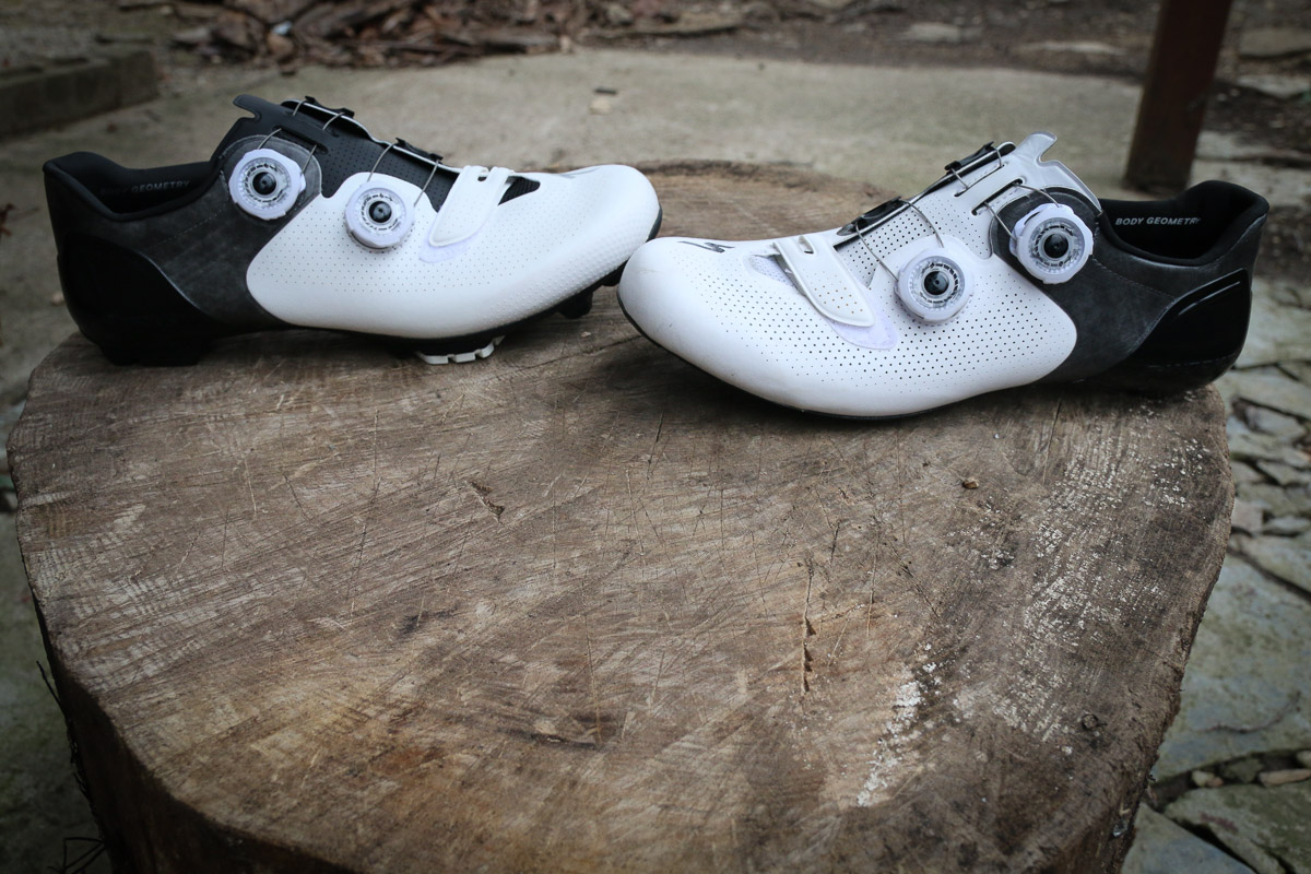 At those weights, the benefits of such a light shoe are quickly apparent out on your bike. One mistake I made with both of these shoes – compared to others ...