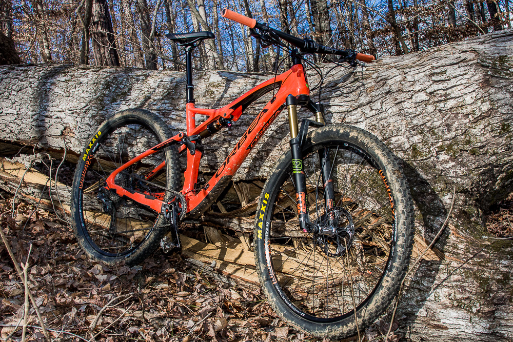 Review Orbea Occam Trail Was Not What I Was Expecting