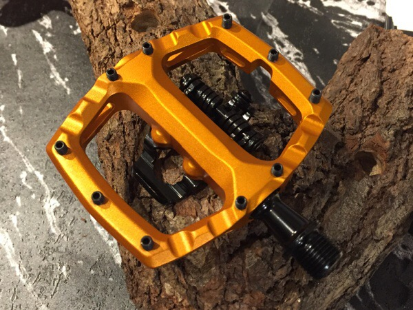 Tpe17 Clever Commuter Mountain Bike Pedals From Xpedo Wellgo