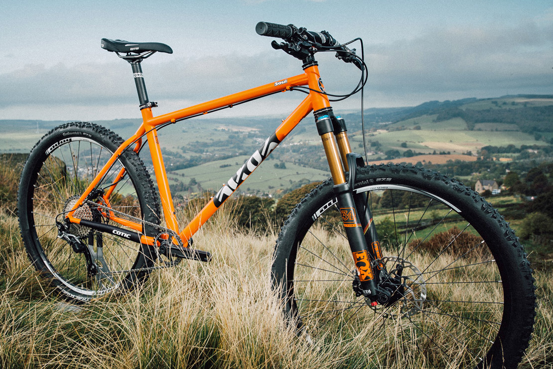 Cotic Fattens Up Their Hardtail With Updated Reynolds Steel
