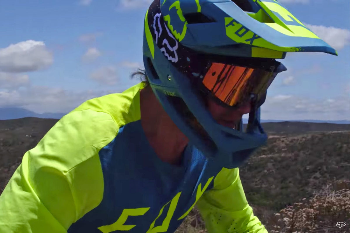 Fox Proframe Opens Up For A Lighter More Breathable Full