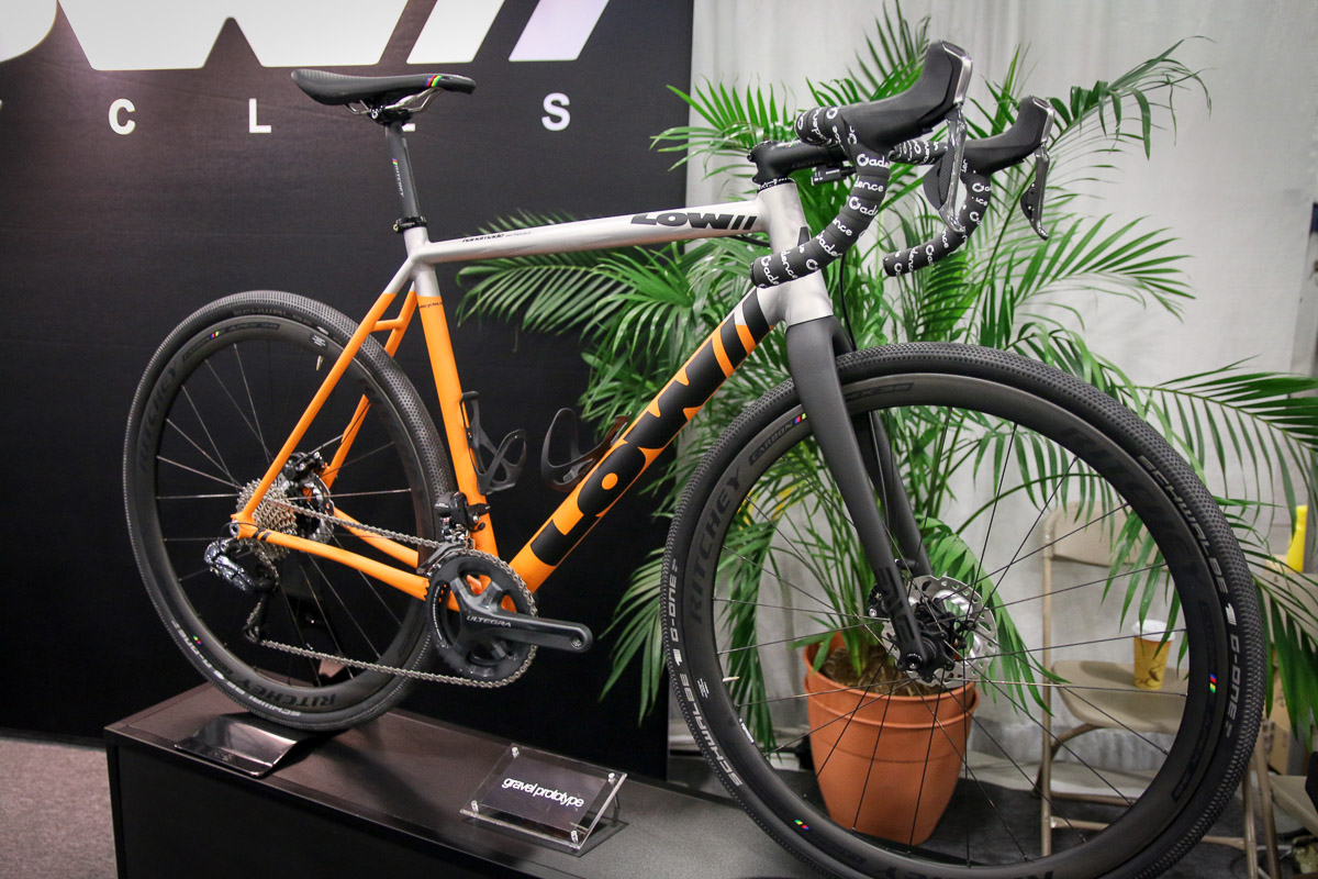 Nahbs 2017 Low Goes Offroad With New Gravel Bike Prototype
