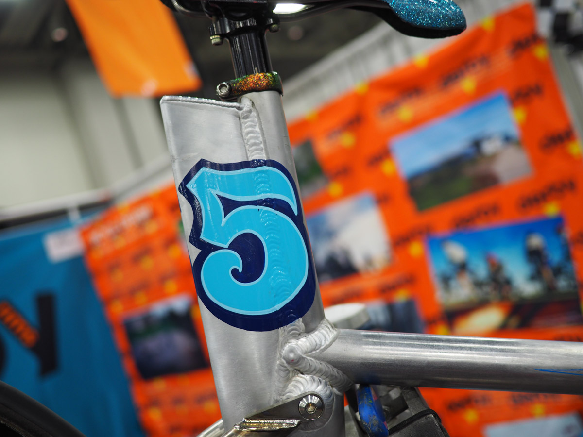 Nahbs 2017 Ground Up Speed Shop Shows Highest Fashion Track Bike