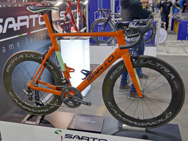 BFS2017: Stealth internal hydraulic routing on Sarto Lampo ...