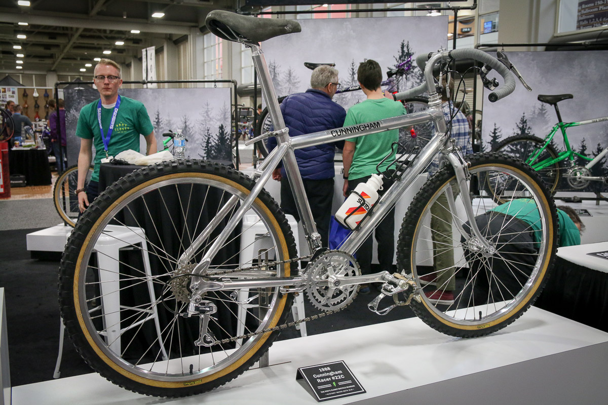 Nahbs 2017 The Pro S Closet Takes Their Vintage Bike Collection