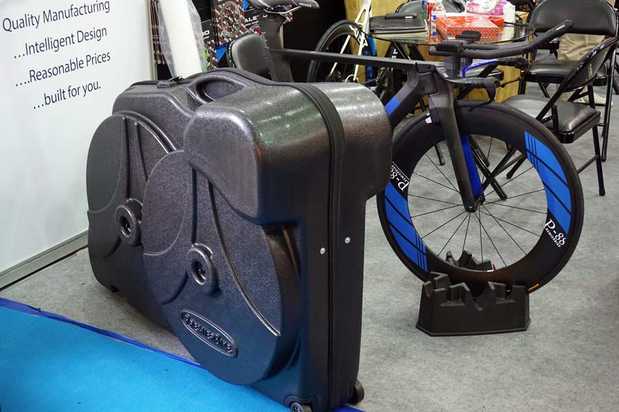 Triathlon Bike Travel Case Review