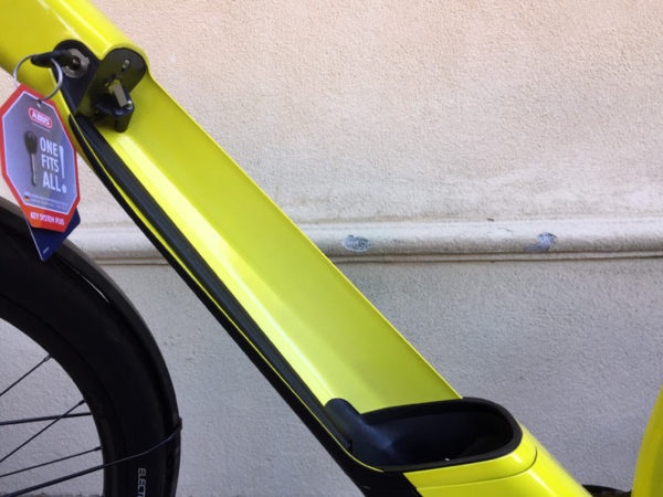 2017 Specialized Turbo Vado e-bike for urban city bicycle commuters