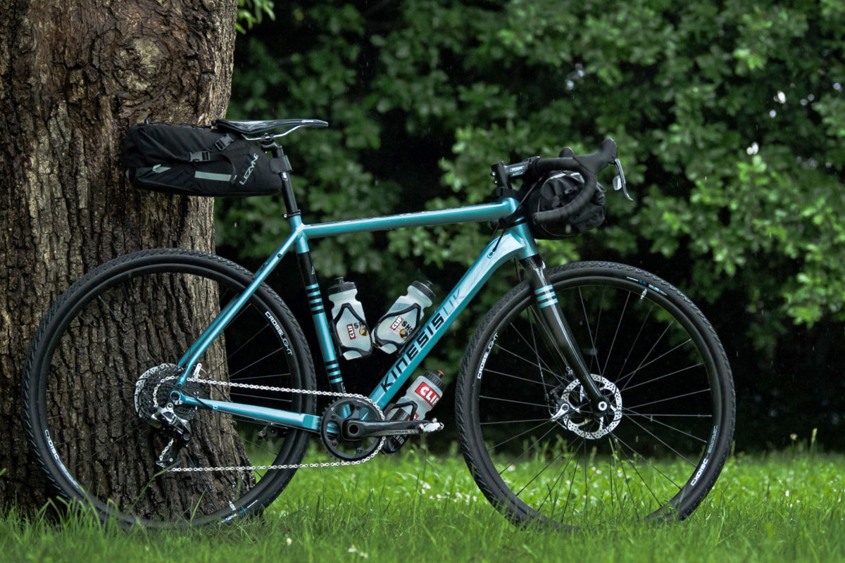Kinesis Uk Goes All Terrain With Alloy Tripster At Adventure