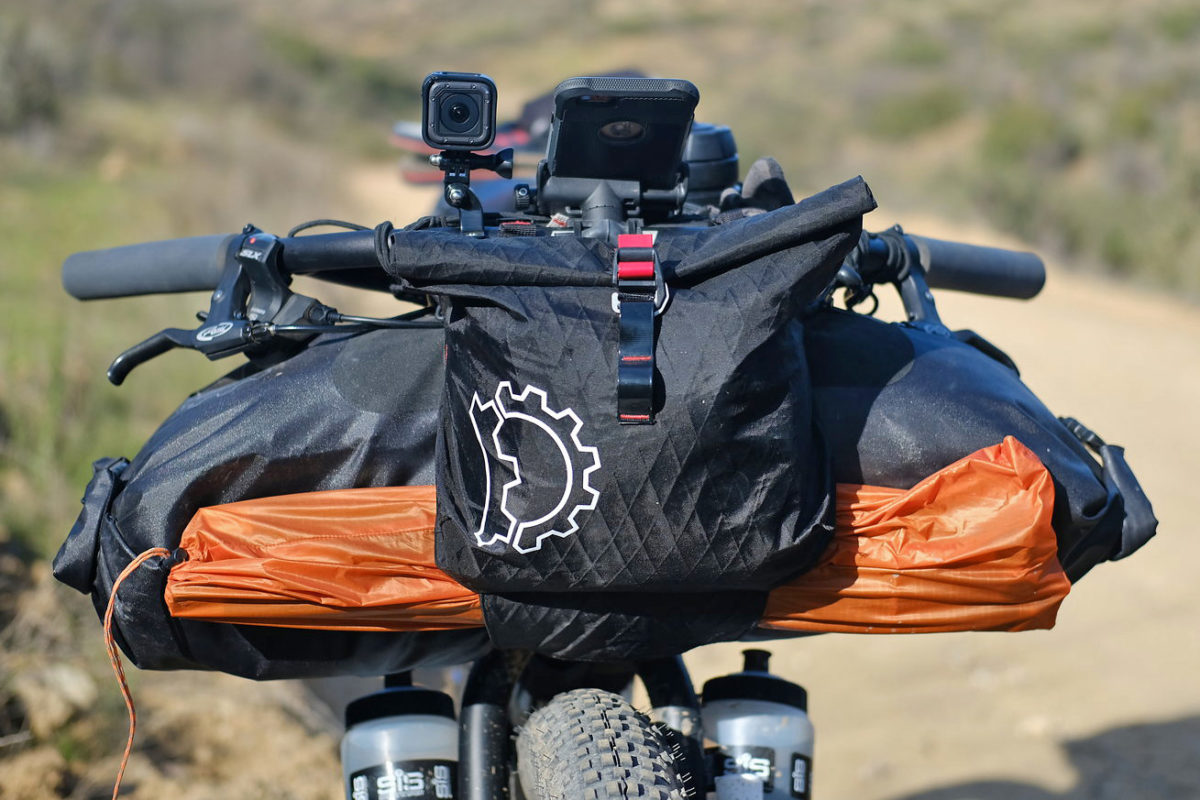 Review Taking Revelate Designs Packs Off Road On The Baja Divide
