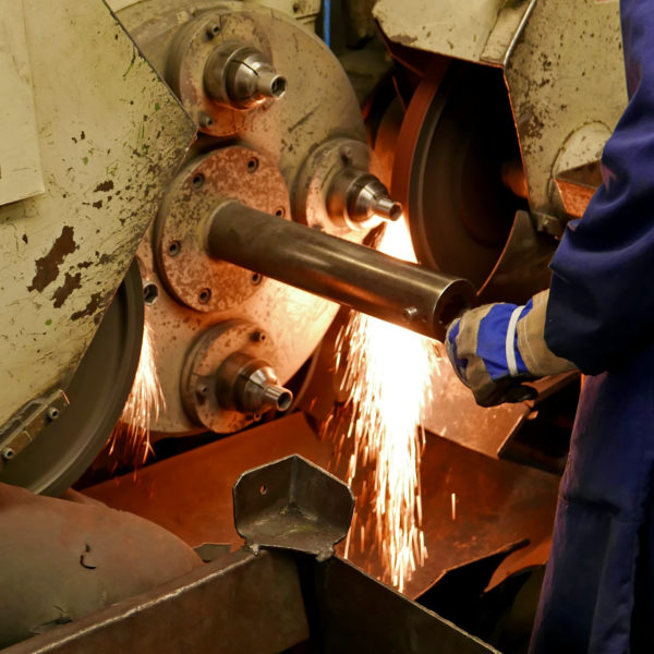 Unior Tool made in Europe Slovenia factory tour Part 1 Forging grinding forged sockets