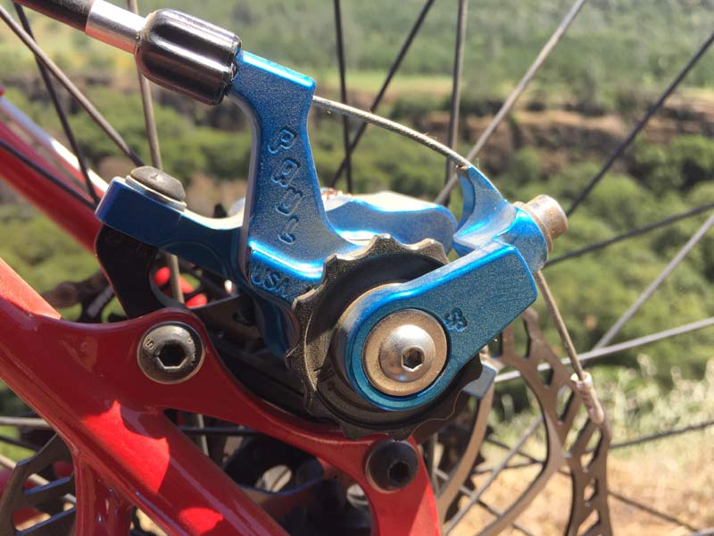 PAUL Components Klamper Disc Brake Caliper Long Pull