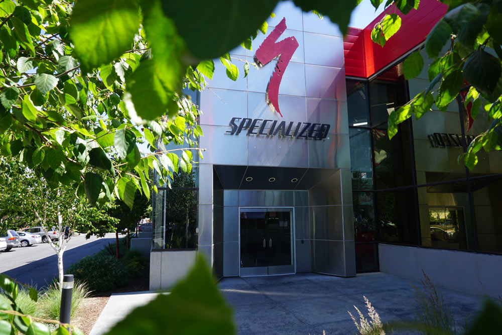 specialized headquarters tour