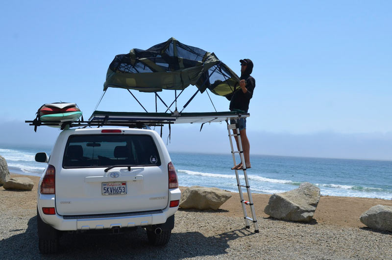 Thule Sets Up Camp With Acquisition Of Tepui Roof Top Tent