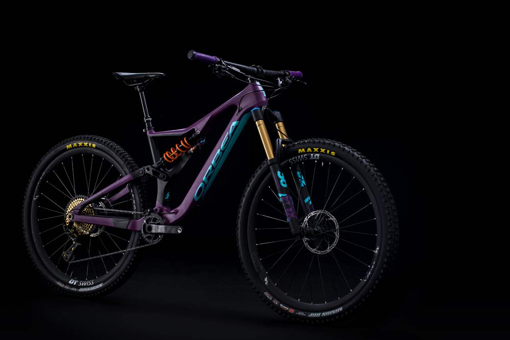 2018 Orbea Rallon Continues Progression As All Out Enduro