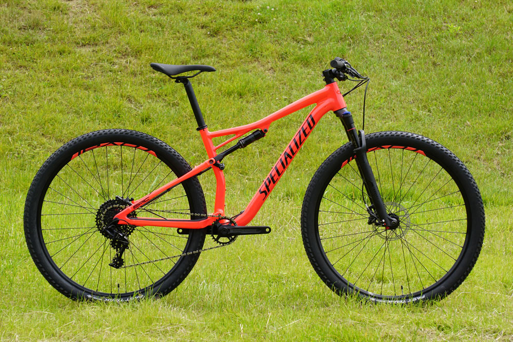 2018 Specialized Epic Fsr Mountain Bike Gets Faster Smoother A
