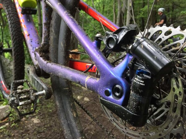 2018 Specialized Epic full suspension XC race mountain bike gets all-new BRAIN shock