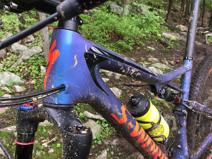 0ae77452f73 2018 Specialized Epic full suspension XC race mountain bike tech details