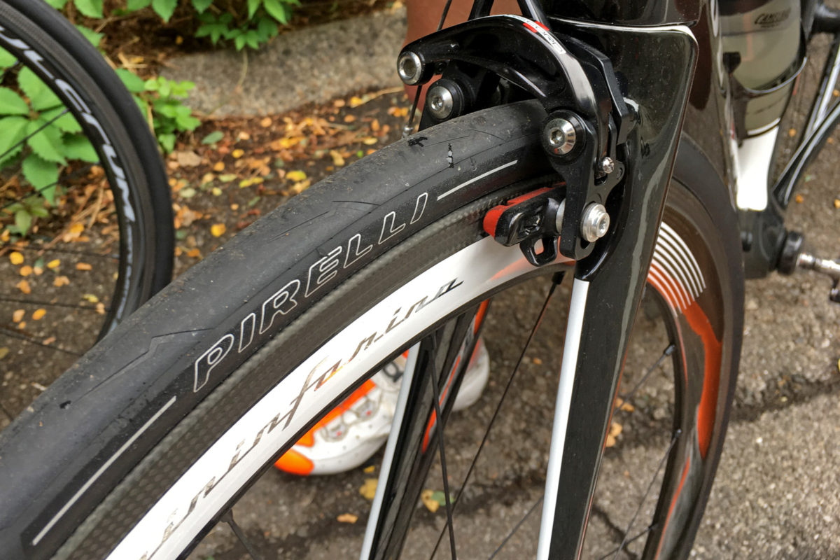 Pirelli Returns To Road Cycling With Promising Nanotech Pzero Velo