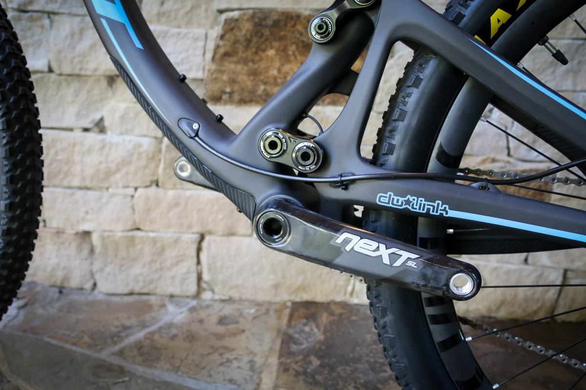 pivot bikes 429 carbon weight loss