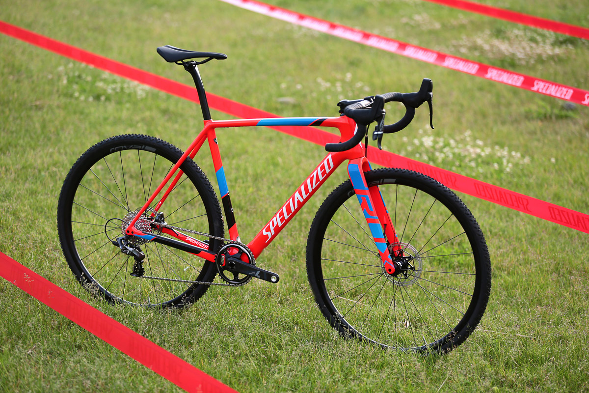 New Specialized Crux c...