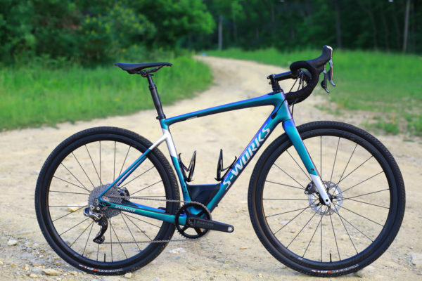 Specialized Diverge with future Shock 2018