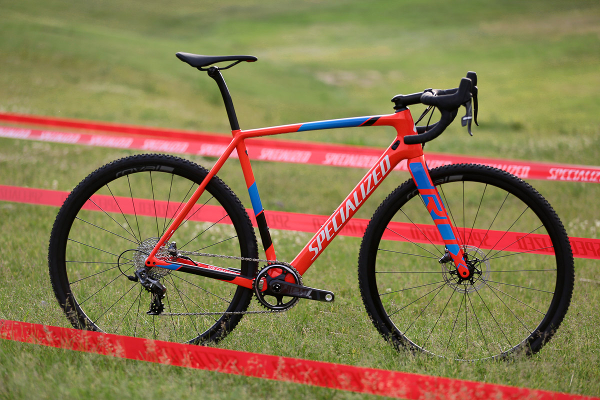 new specialized crux cyclocross bike gets lighter adds. Black Bedroom Furniture Sets. Home Design Ideas