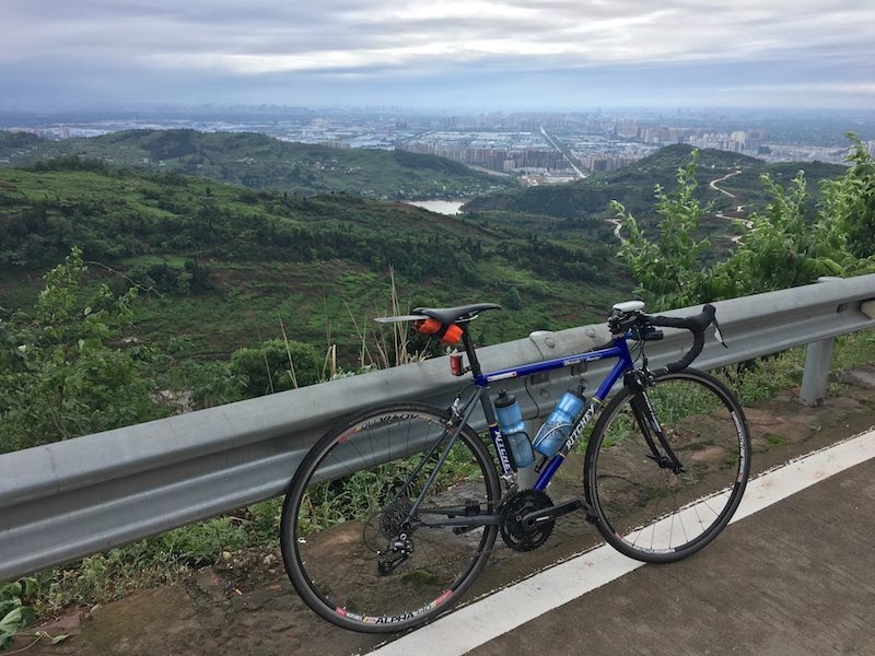 bikerumor pic of the day Chengdu, the capital of Sichuan Province, China