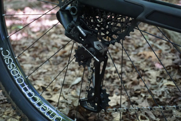 sram gx eagle 12 speed mountain bike group first ride review