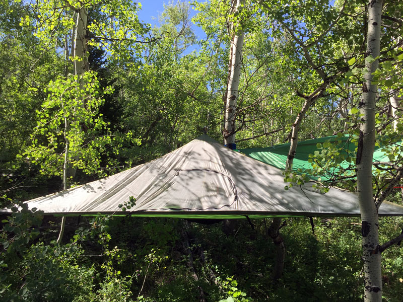 They also create limited run accessories like storage bins and laundry bags from any tents sent ... & Off The Bike: Tentsile floating tree tents will make you want to ...