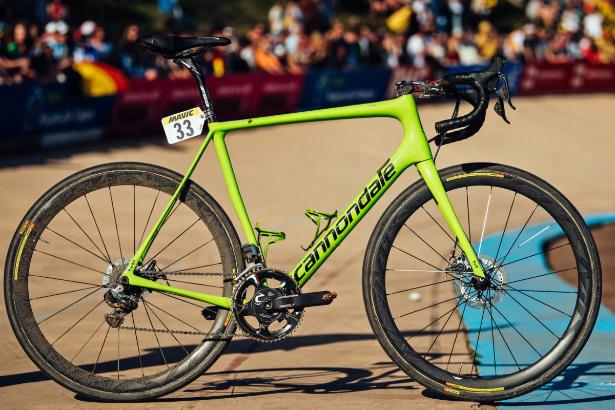 2018 Cannondale Synapse Endurance Road Bike Is Race Ready