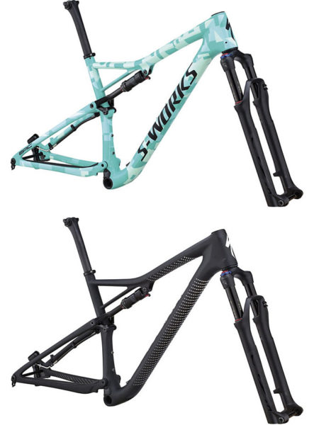 limited edition 2018 specialized epic s-works colors
