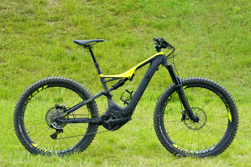 ac7ee1cd198 2018 Specialized Turbo Levo Fsr Carbon E Mtb Cats Up W More Power