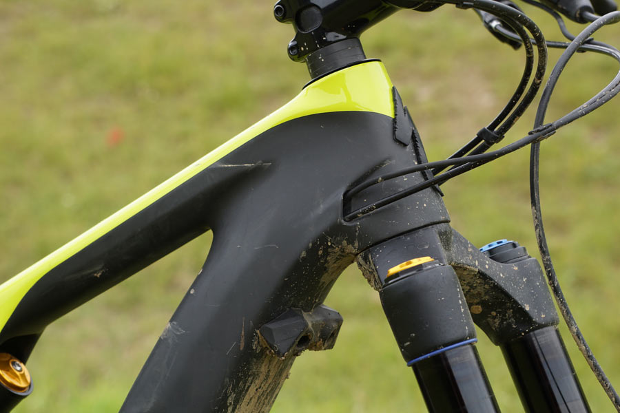 2018 Specialized Turbo Levo FSR Carbon e-mountain bike tech overview and details