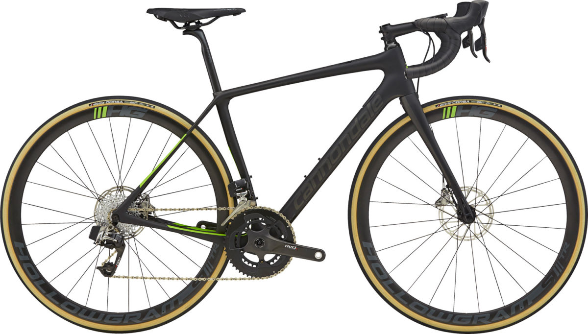 2018 Cannondale Synapse lightweight carbon endurance race road bike true endurance machinery SRAM Red eTap