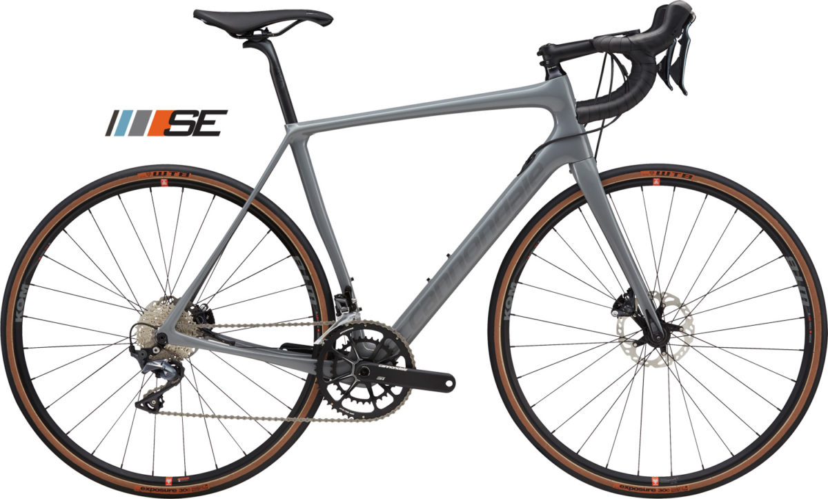 2018 Cannondale Synapse lightweight carbon endurance race road bike true endurance machinery Ultegra SE
