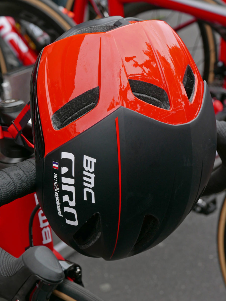 Spotted New Aero Road Helmet To Replace The Giro Air