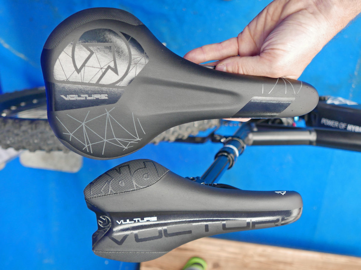 PRO Volture e-bike eMTB specific mountain bike saddle