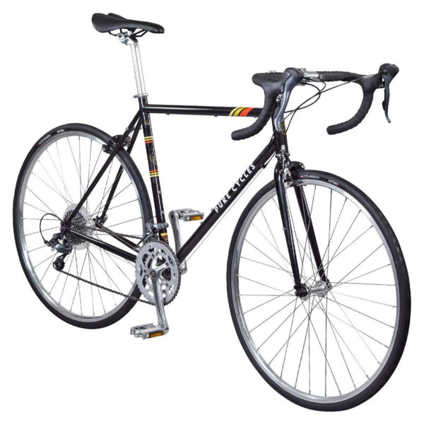 Pure Cycles affordable chromoly steel road bike